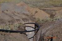 Прокладывание нового водопровода!!!
